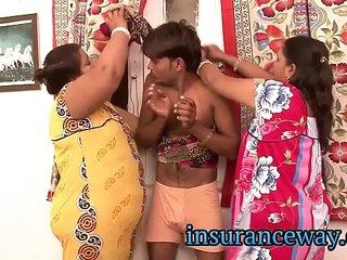 Hot Bhabhi Danger Romance With Chor