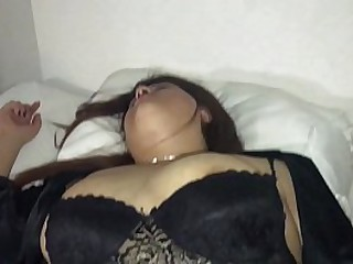 STEPSON GETS INTO stepMOM'S ROOM WHILE SHE'S RESTING !