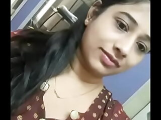 Desi Indian Nursery teacher leaked MMS showing pussy and boobs to boyfriend on camera